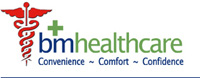 BM Health care logo