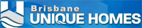 Brisbane Unique Homes logo