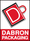 Dabron packaging logo