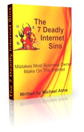 7 Deadly Internet Sins