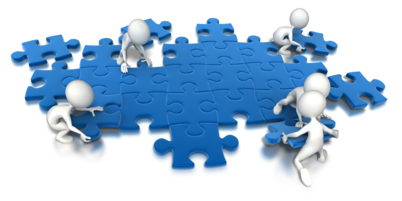 SEO, SEM and SMM are all parts of the puzzle