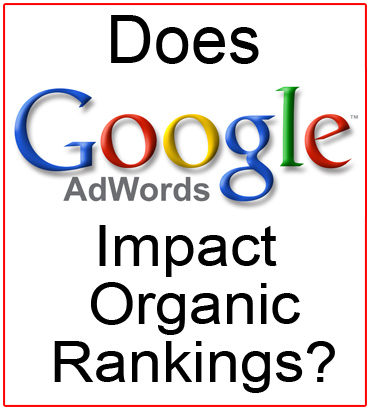 Does Google Adwords Impact Organic Rankings?