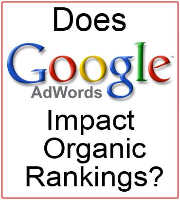does-google-adwords-impact-organic-rankings