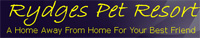 Rydges Pet Resort logo