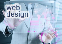 online specialist pointing web design and structure